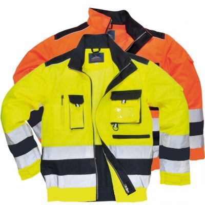 Hi-Vis jacket Texo PORTWEST TX50